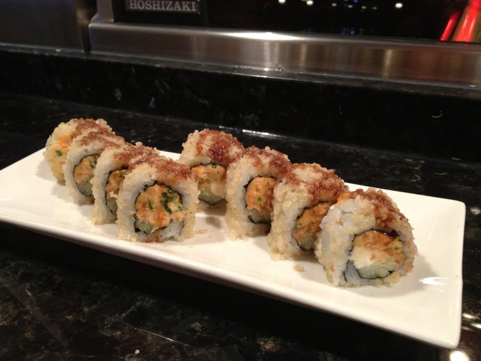 Dozo Sushi Delivery Lincoln Ne
