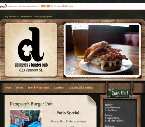 Dempsey's Burger Pub Delivery Lincoln Ne