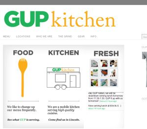 GUP Kitchen Delivery Lincoln Ne